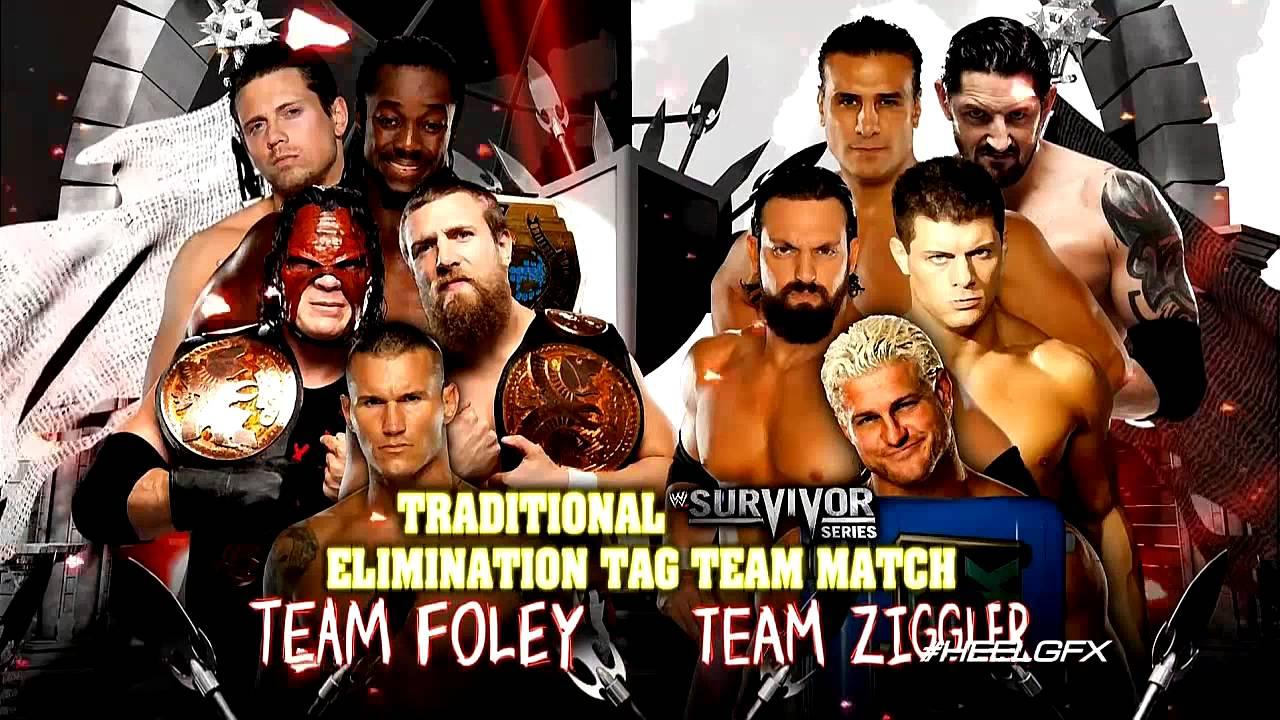 HQ WWE Survivor Series 2012 Wallpapers   File 159.6Kb