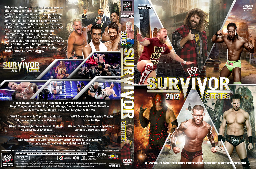 WWE Survivor Series 2012 Backgrounds on Wallpapers Vista