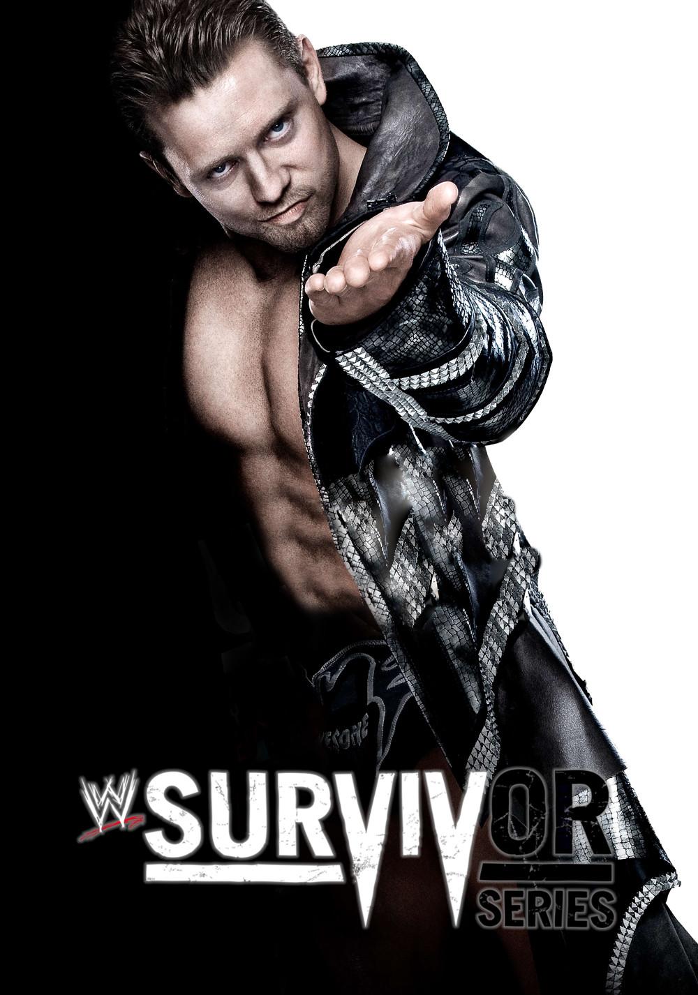 Images of WWE Survivor Series 2012   1000x1426