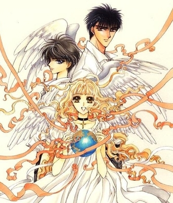 X (manga) Backgrounds on Wallpapers Vista
