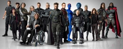 Images of X Men | 480x194