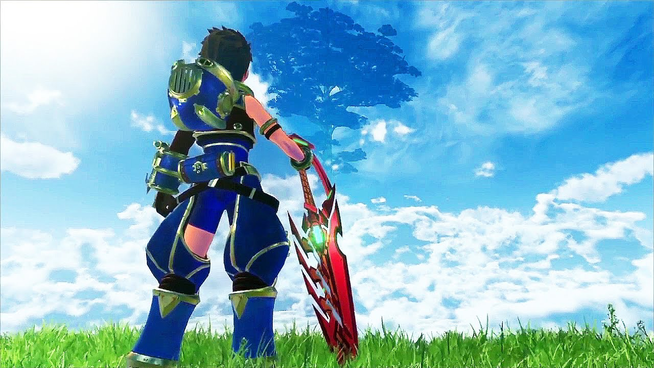 Xenoblade Chronicles 2 Wallpapers Video Game Hq Xenoblade