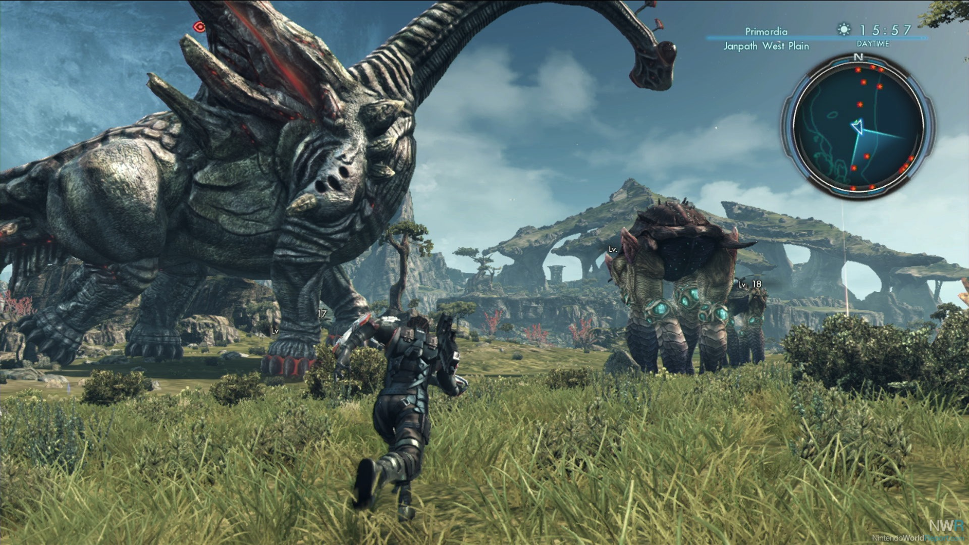 Xenoblade Chronicles X Wallpapers Video Game Hq Xenoblade