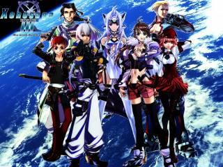 HD Quality Wallpaper | Collection: Anime, 320x240 Xenosaga