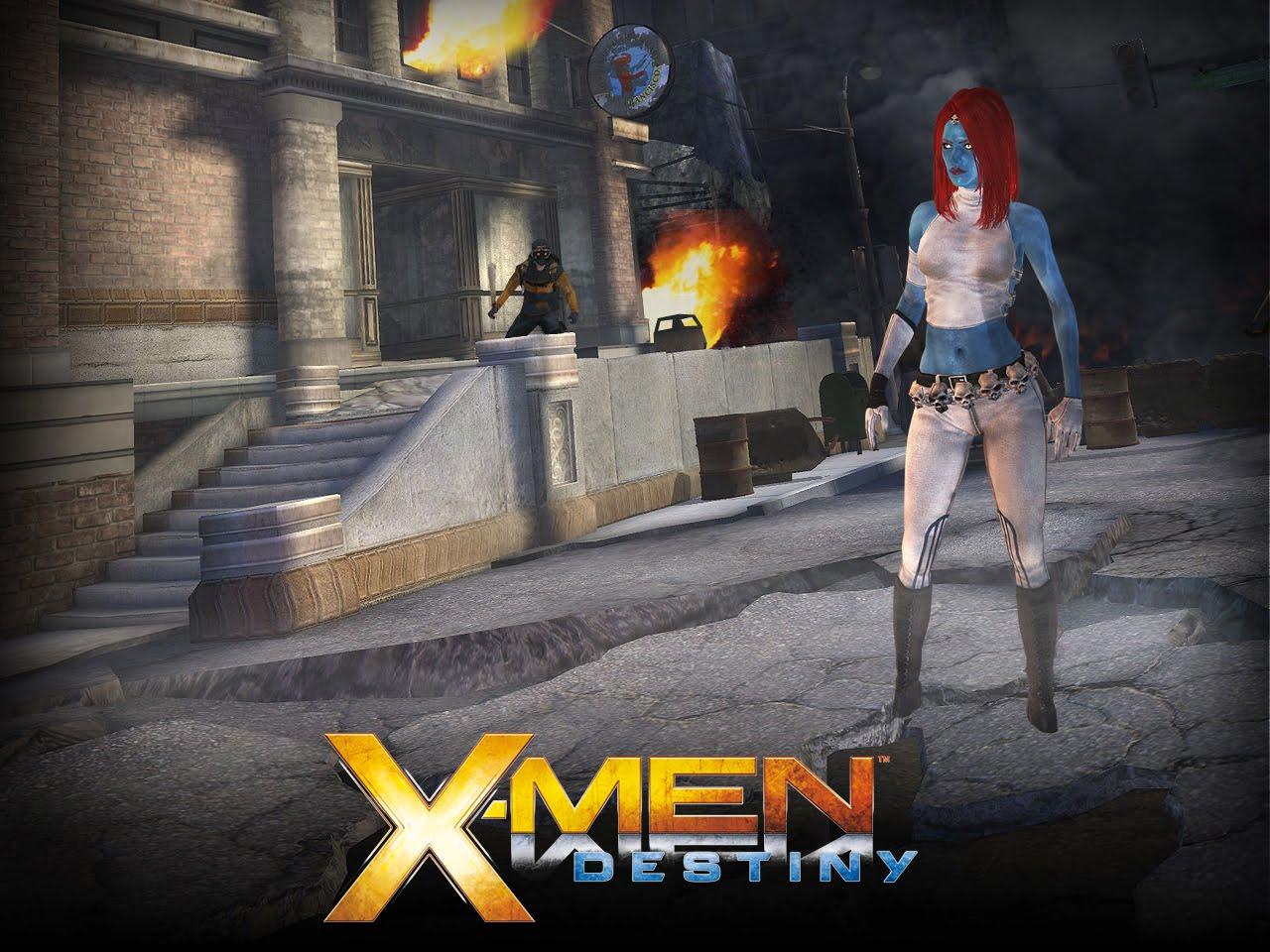 X Men Destiny Wallpapers Video Game Hq X Men Destiny Pictures 4k Wallpapers 2019