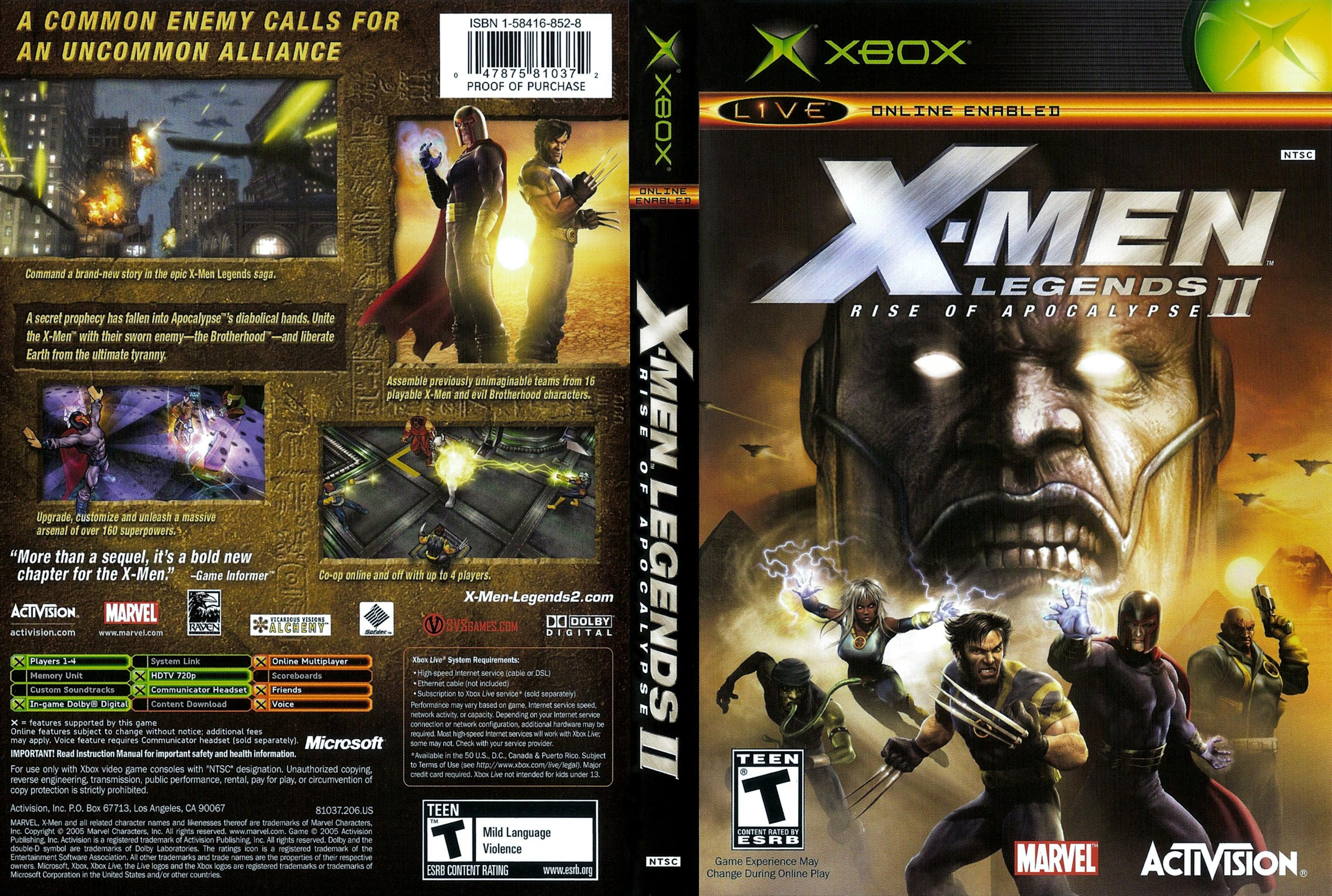 X Men Legends Wallpapers Video Game Hq X Men Legends Pictures 4k Wallpapers 2019