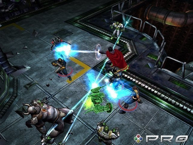 X-men legends ii: rise of apocalypse ps2 walkthrough and guide.