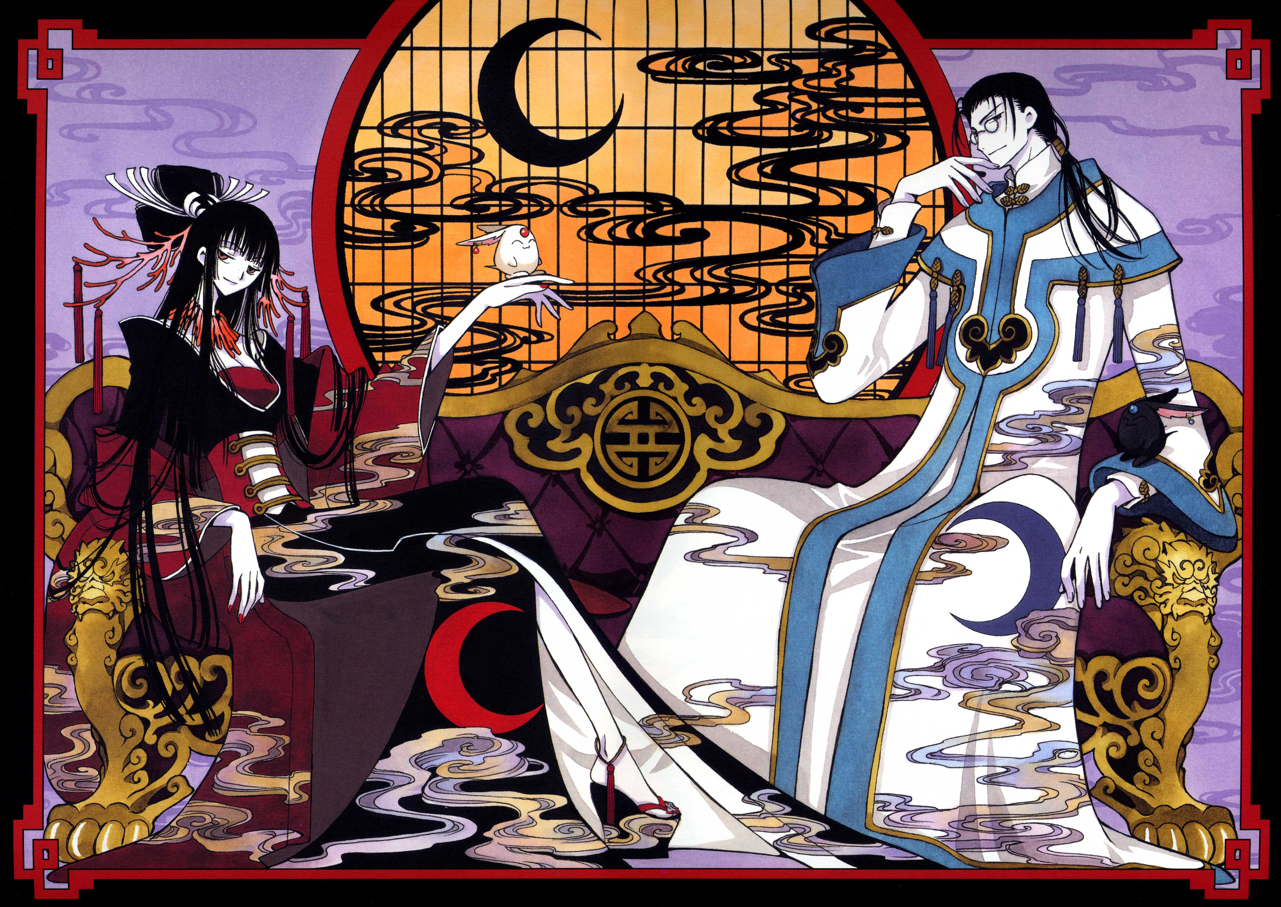 HD Quality Wallpaper | Collection: Anime, 4200x2975 XxxHOLiC