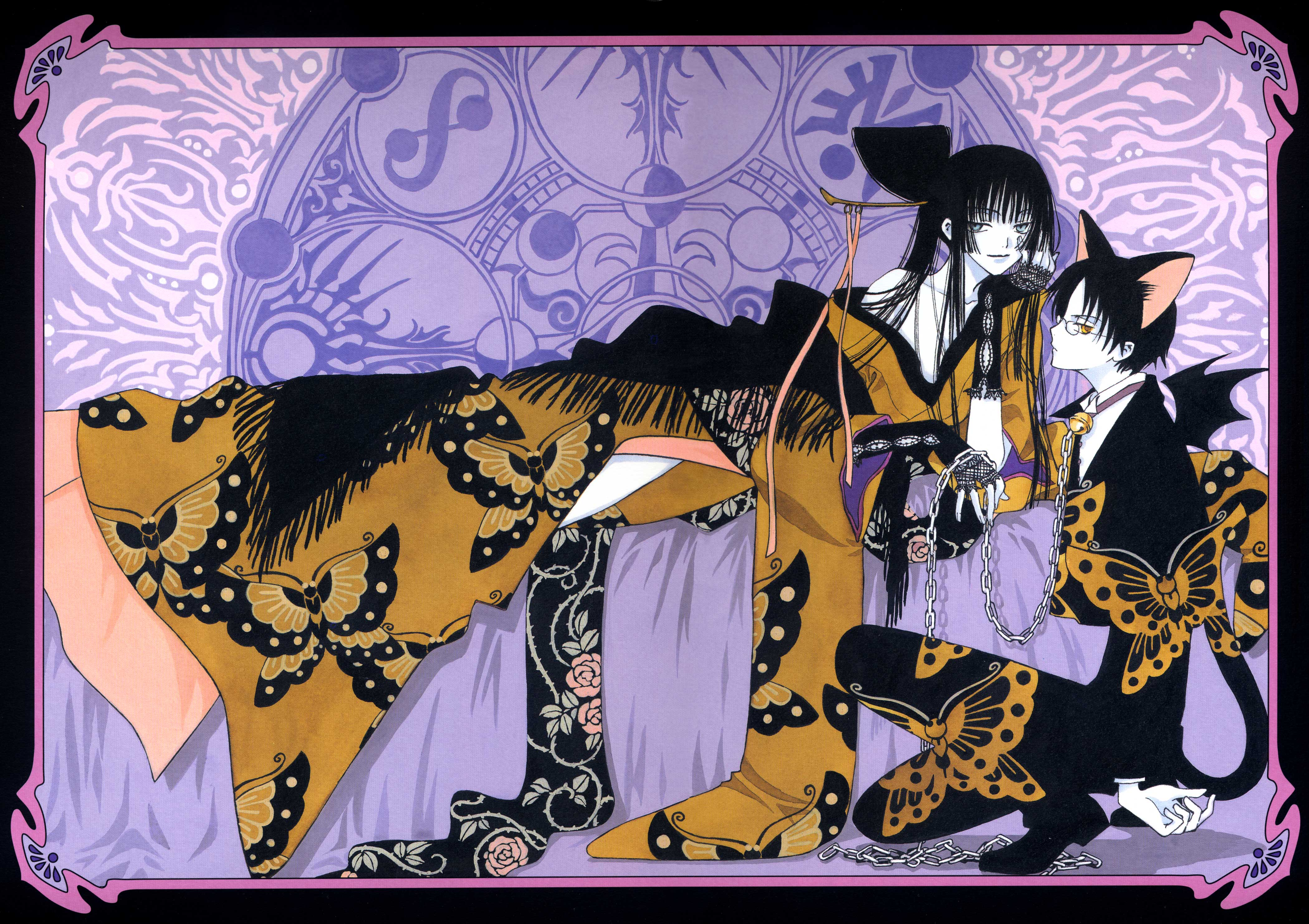 Nice Images Collection: XxxHOLiC Desktop Wallpapers