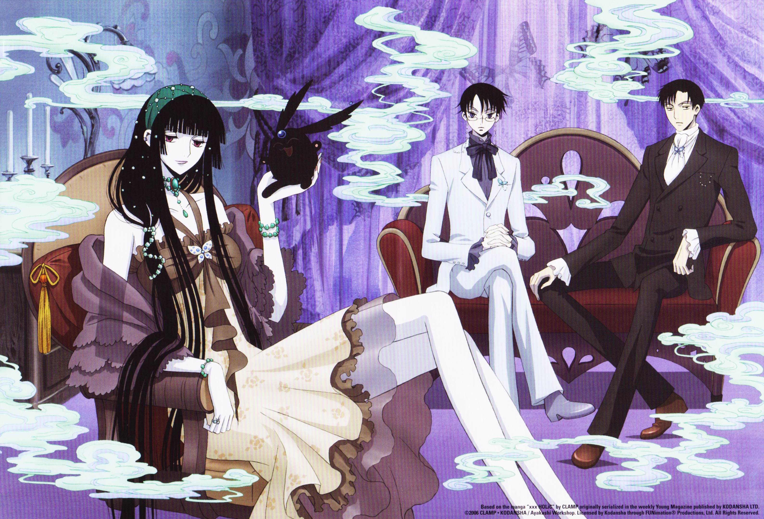 HD Quality Wallpaper | Collection: Anime, 3178x2158 XxxHOLiC