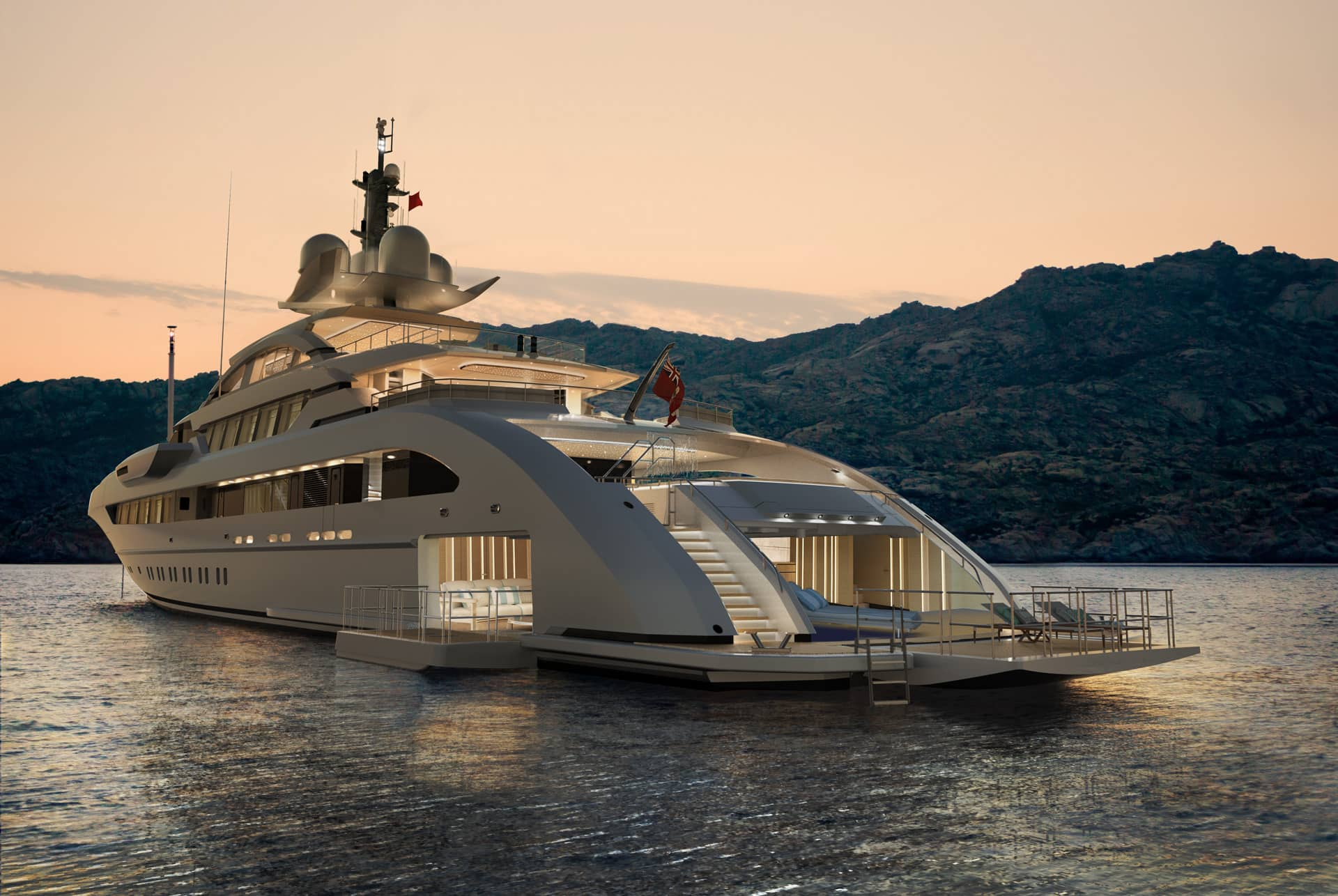 Nice wallpapers Yacht 1920x1286px