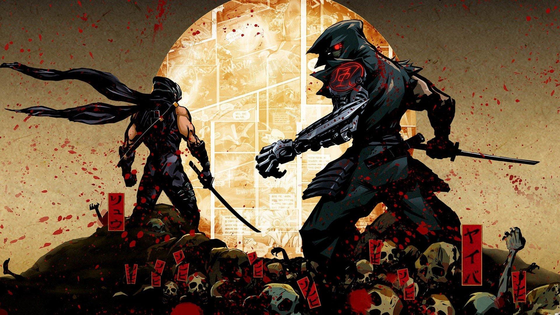 Yaiba Ninja Gaiden Wallpapers Video Game Hq Yaiba Ninja Gaiden Pictures 4k Wallpapers 2019