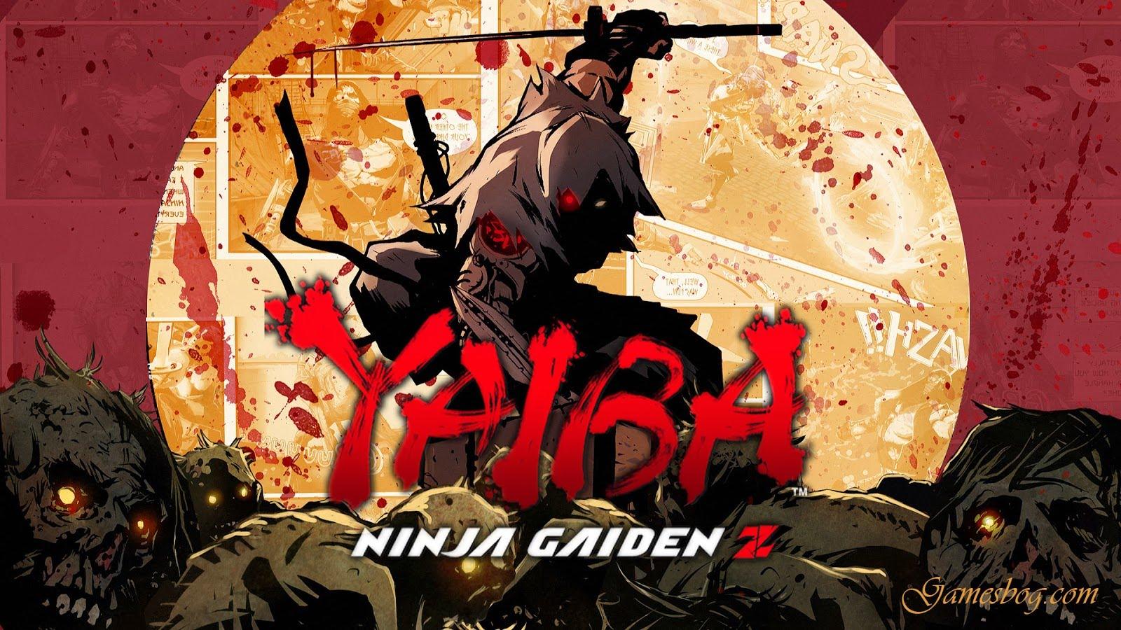 ninja gaiden wallpaper hd