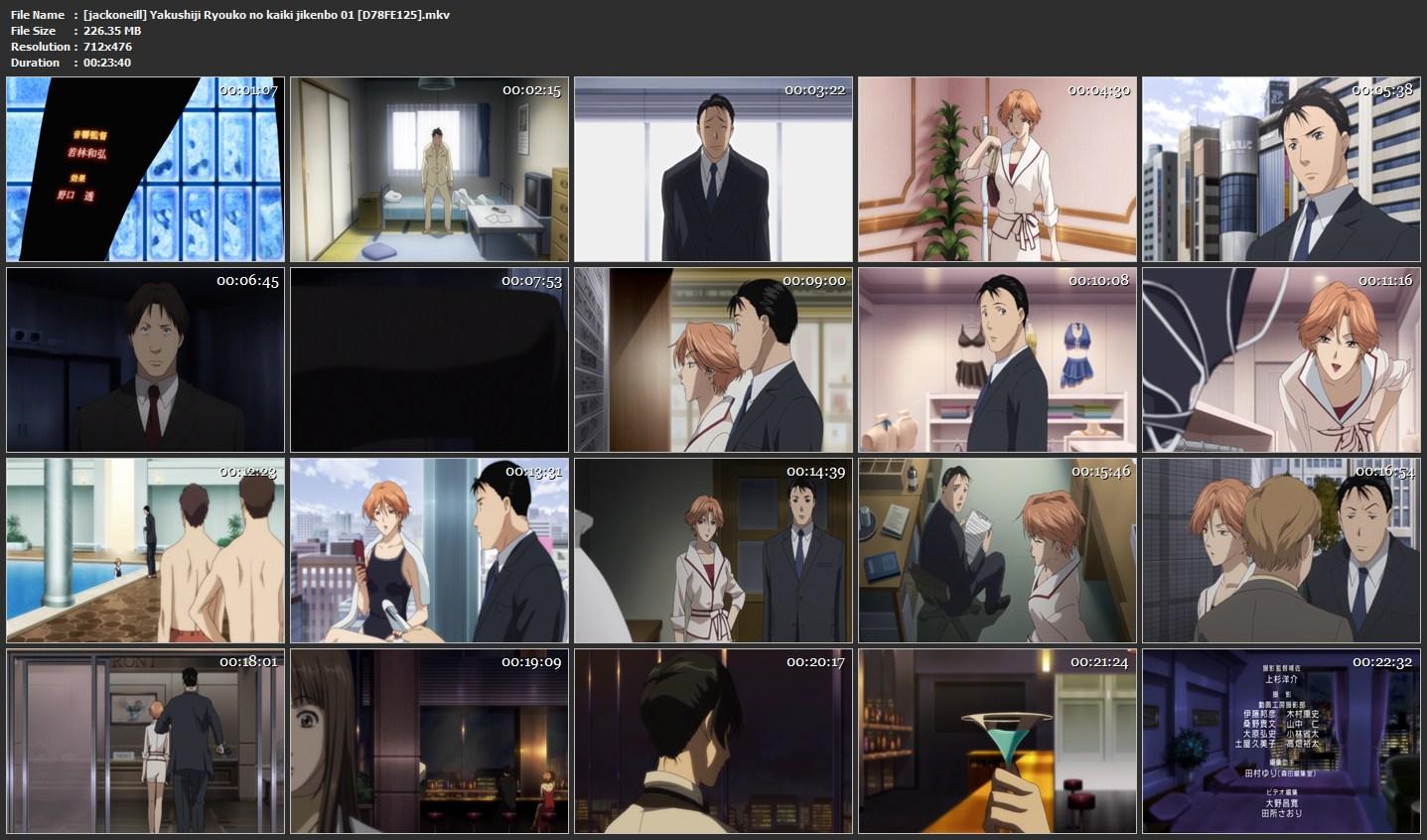 Images of Yakushiji Ryouko No Kaiki Jikenbo | 1437x846