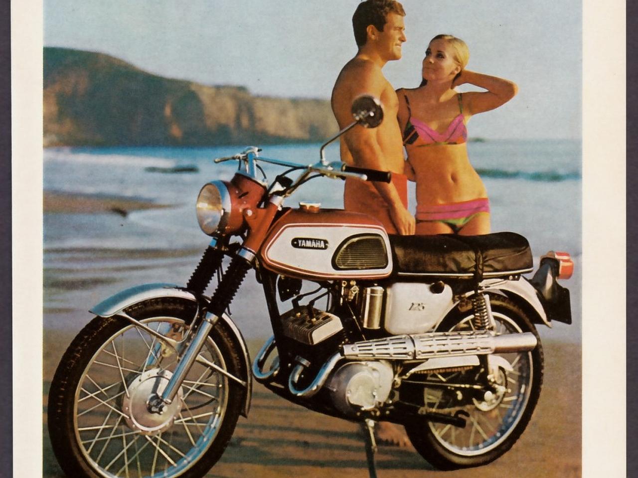 Images of Yamaha 125 Twin Scrambler   1280x959