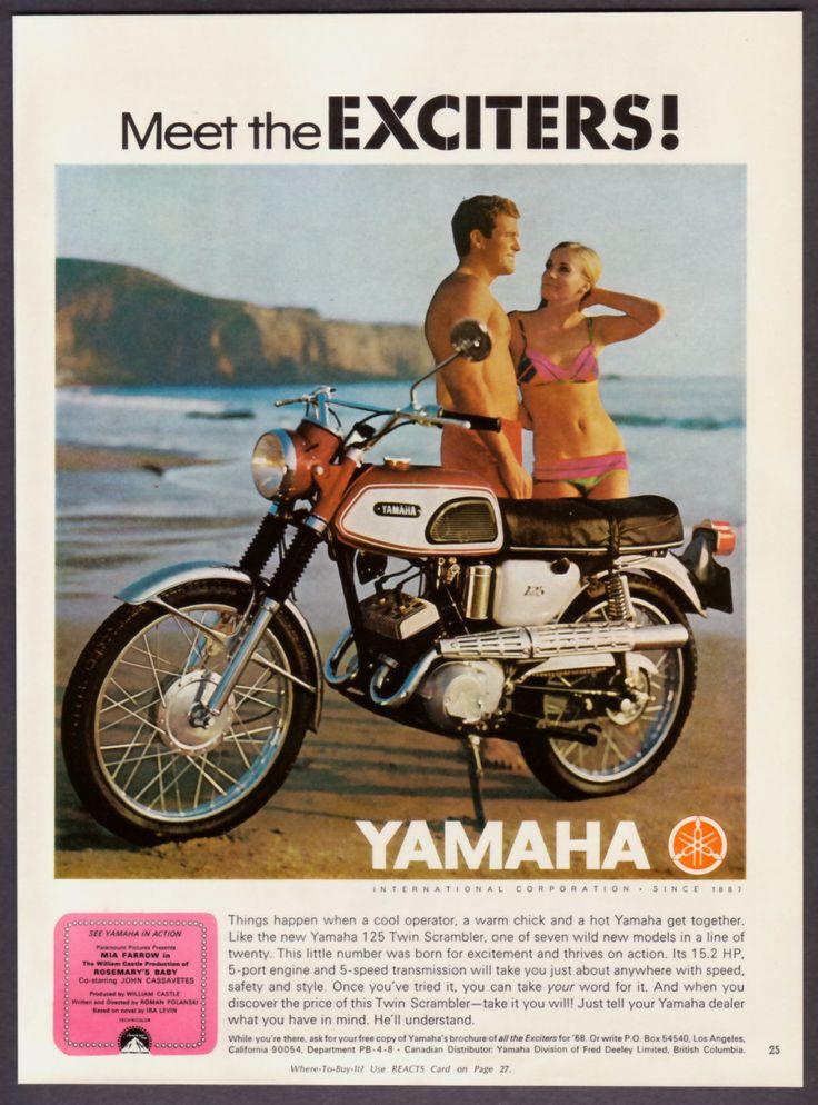 Yamaha 125 Twin Scrambler Backgrounds on Wallpapers Vista