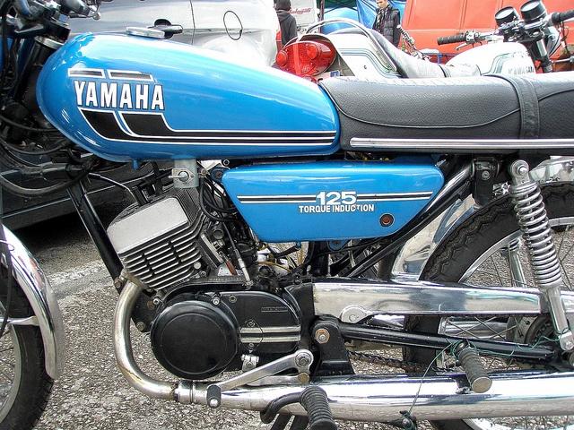 High Resolution Wallpaper   Yamaha 125 Twin Scrambler 640x480 px