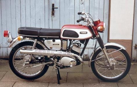 Yamaha 125 Twin Scrambler Pics, Vehicles Collection