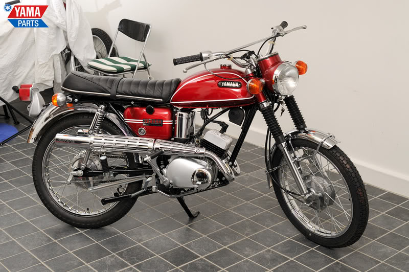 Amazing Yamaha 125 Twin Scrambler Pictures & Backgrounds