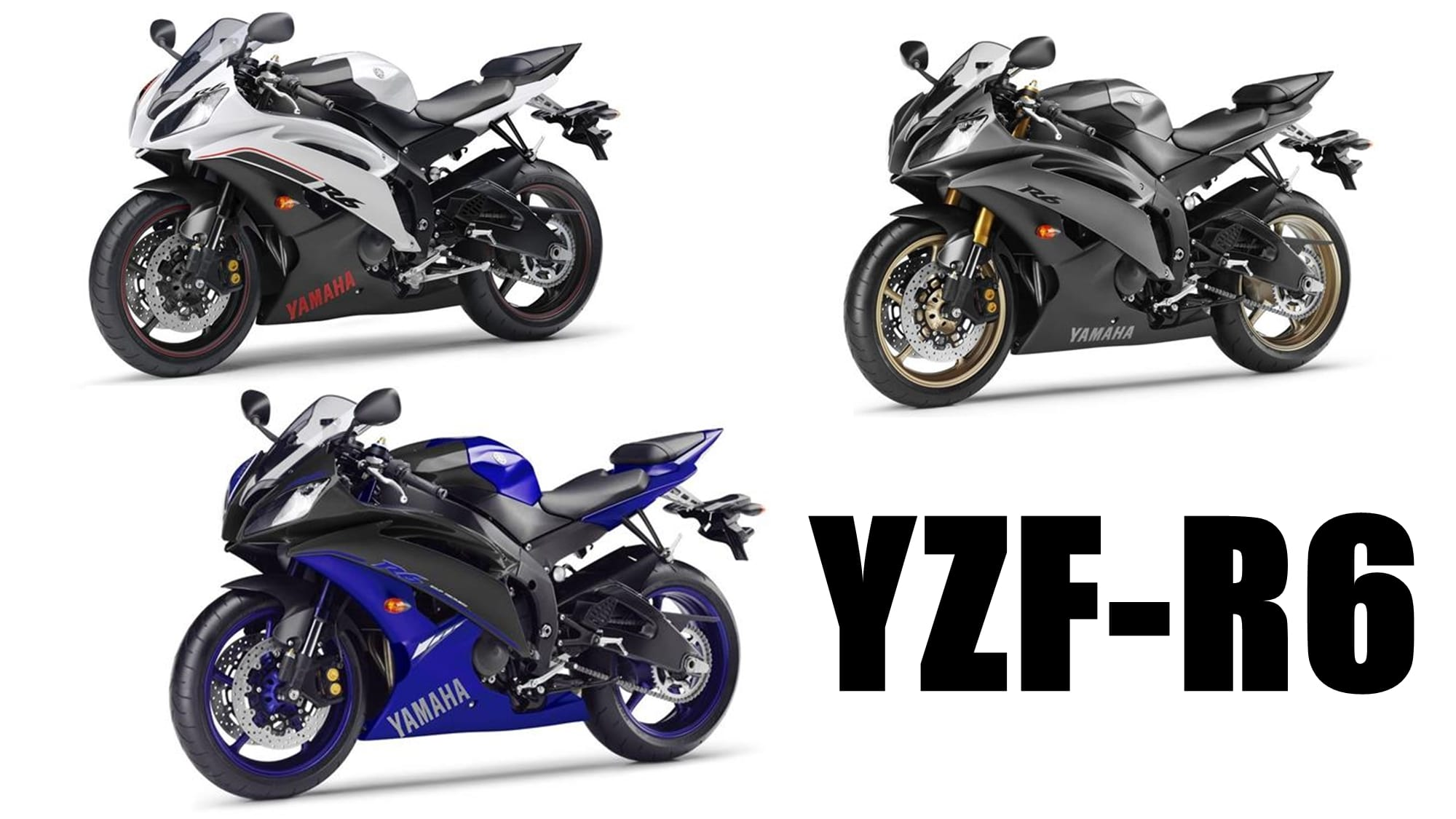 Nice Images Collection: Yamaha R6 Desktop Wallpapers