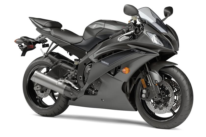 HD Quality Wallpaper | Collection: Vehicles, 840x559 Yamaha Yzf R6