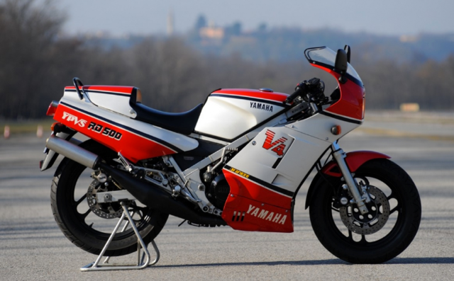 Yamaha RD500 Backgrounds, Compatible - PC, Mobile, Gadgets| 640x397 px