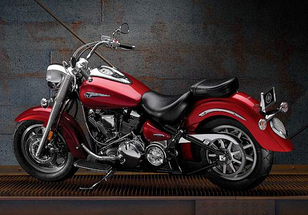 HD Quality Wallpaper | Collection: Vehicles, 600x420 Yamaha Roadstar