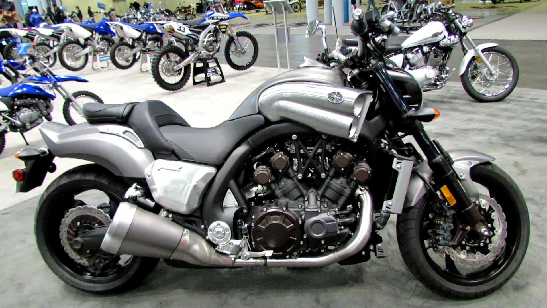 Images of Yamaha V Max | 1920x1080