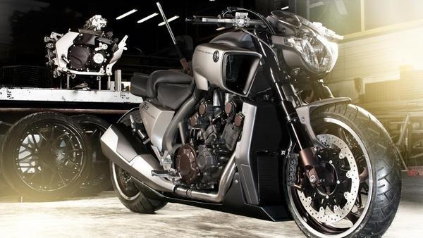 Images of Yamaha V Max | 600x338