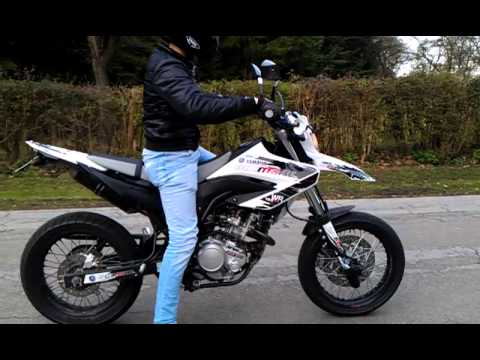 Images of Yamaha Wr 125 X | 480x360