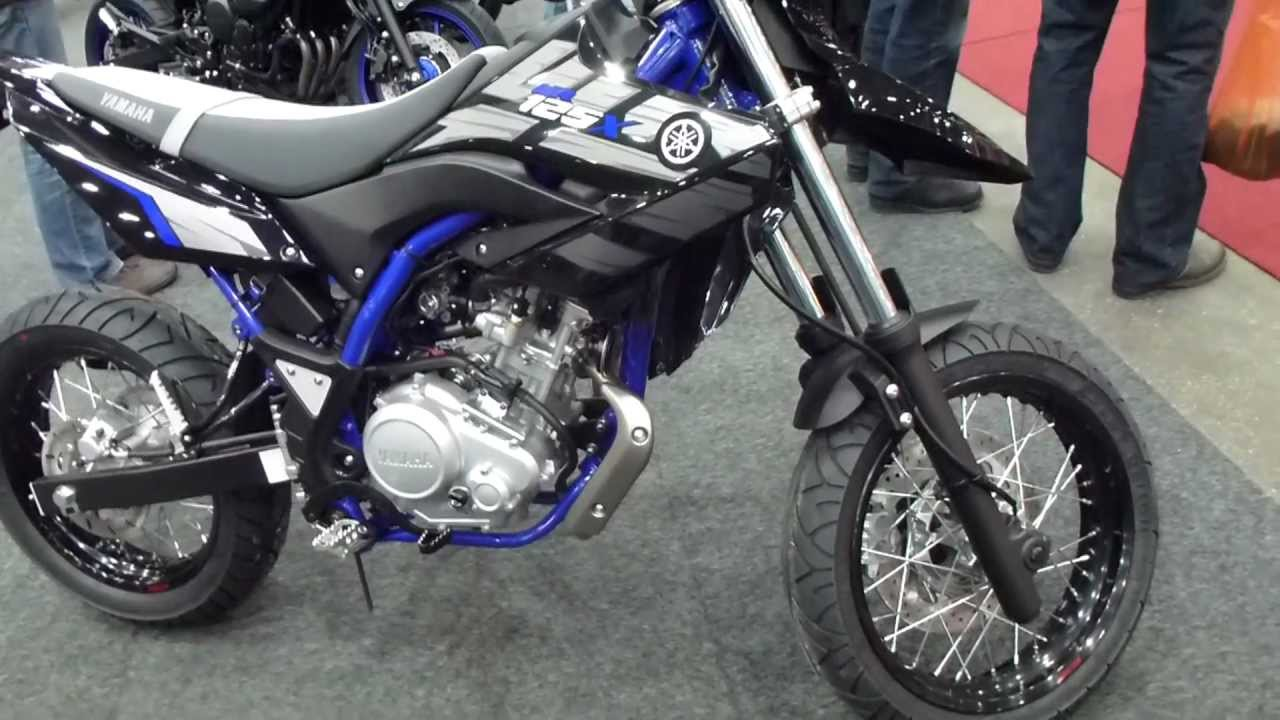Images of Yamaha Wr 125 X | 1280x720