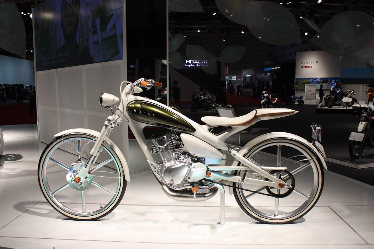 Yamaha Y125 Moegi #1
