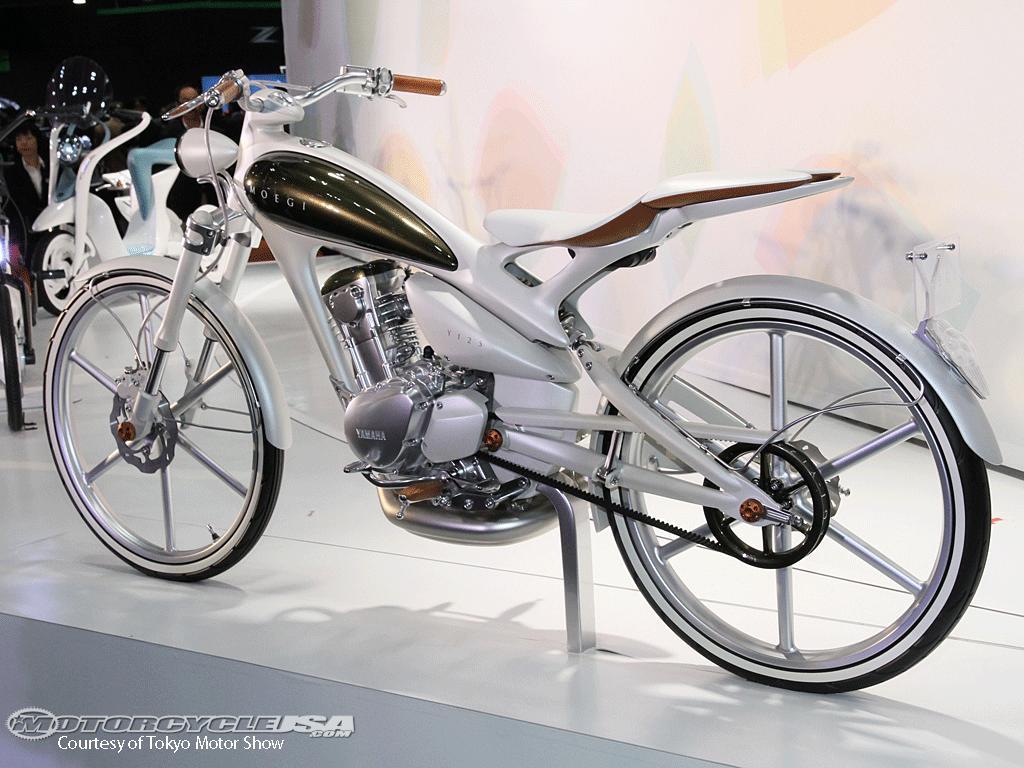 Images of Yamaha Y125 Moegi | 1024x768