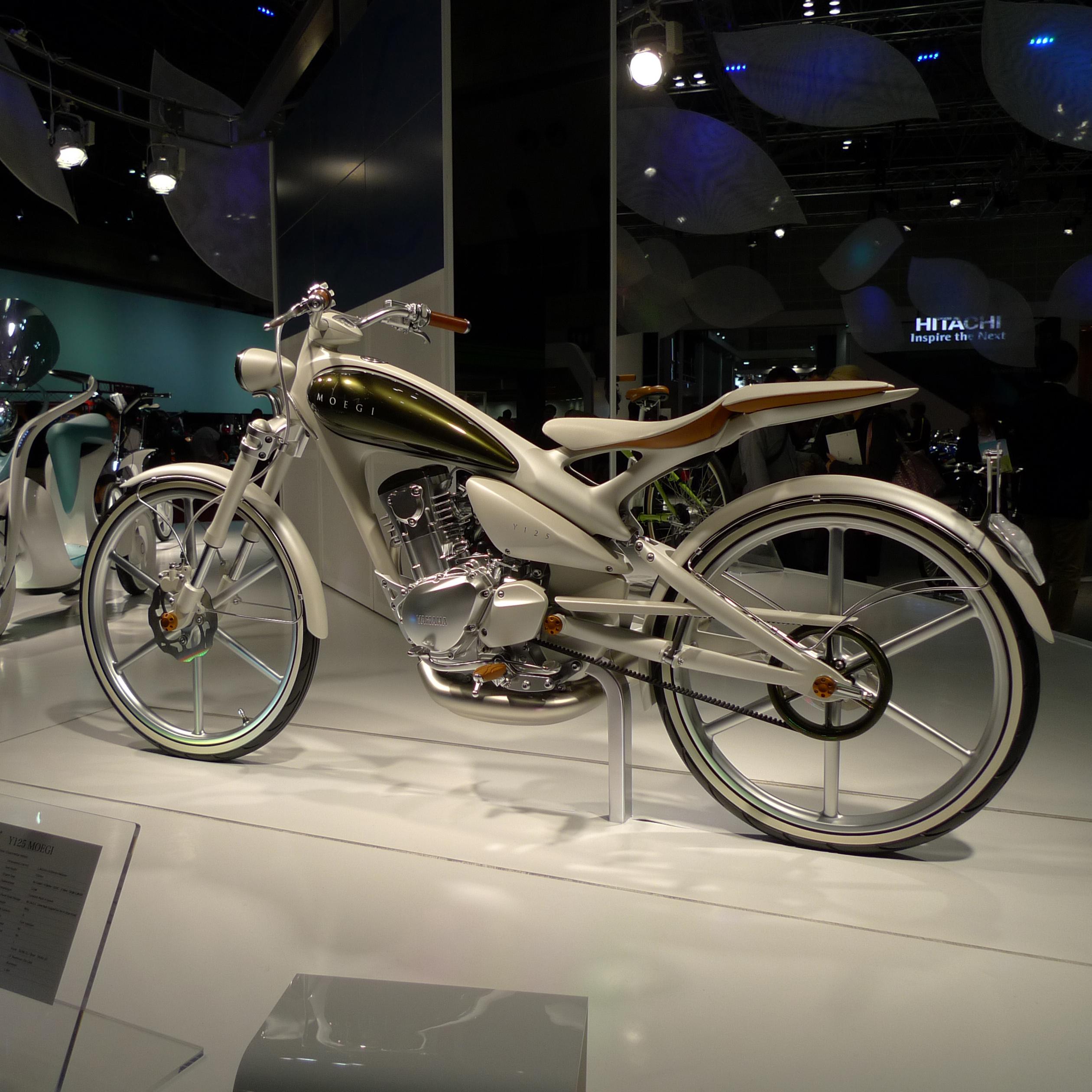 Yamaha Y125 Moegi #10