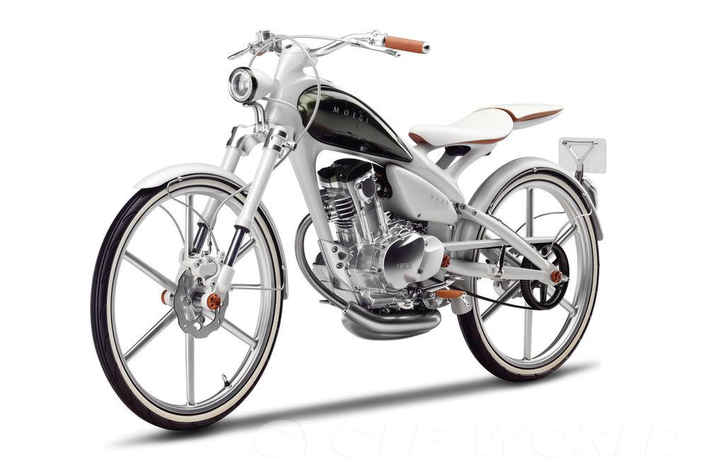 Images of Yamaha Y125 Moegi | 1000x667