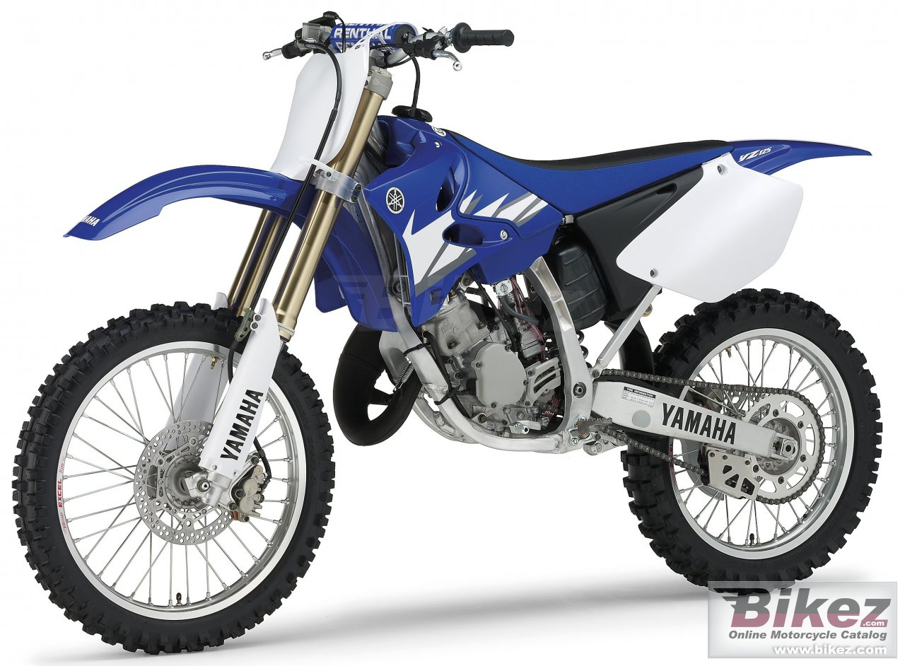 Yamaha Yz High Quality Background on Wallpapers Vista