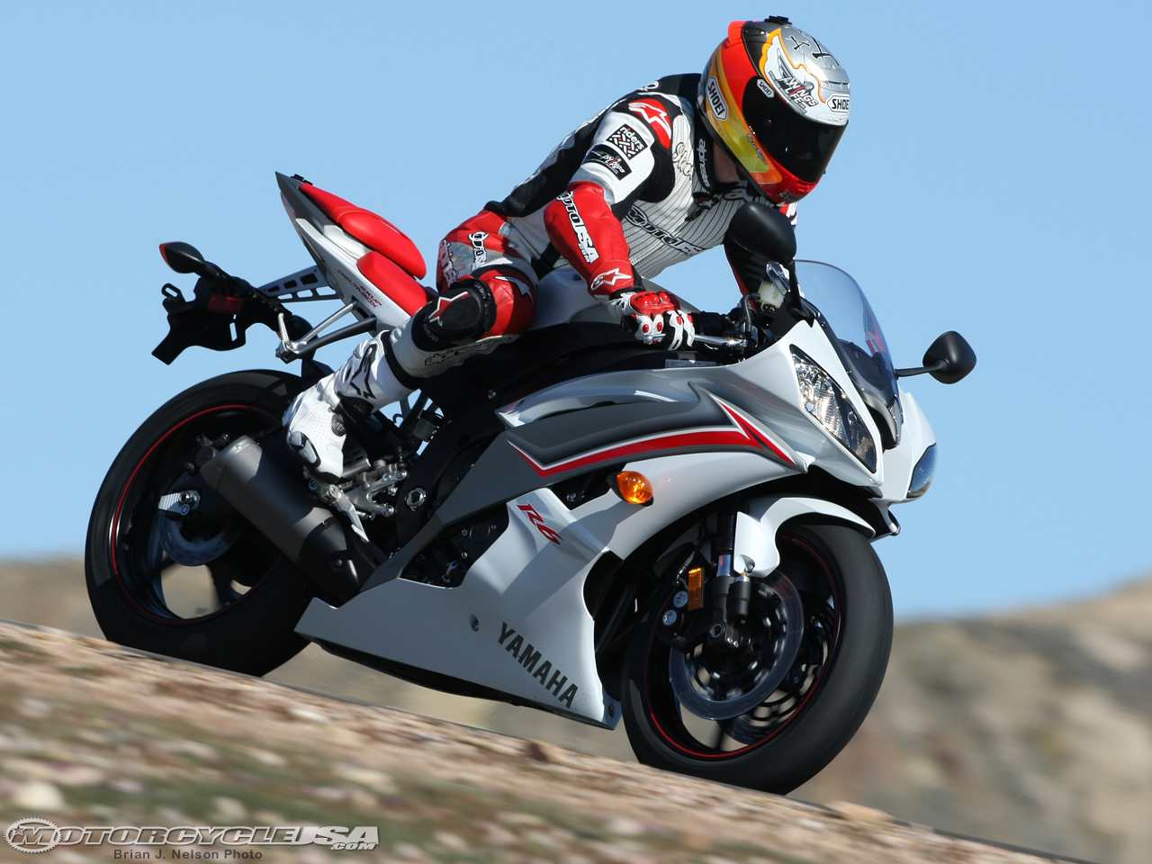 HQ Yamaha Yzf R6 Wallpapers | File 296.21Kb