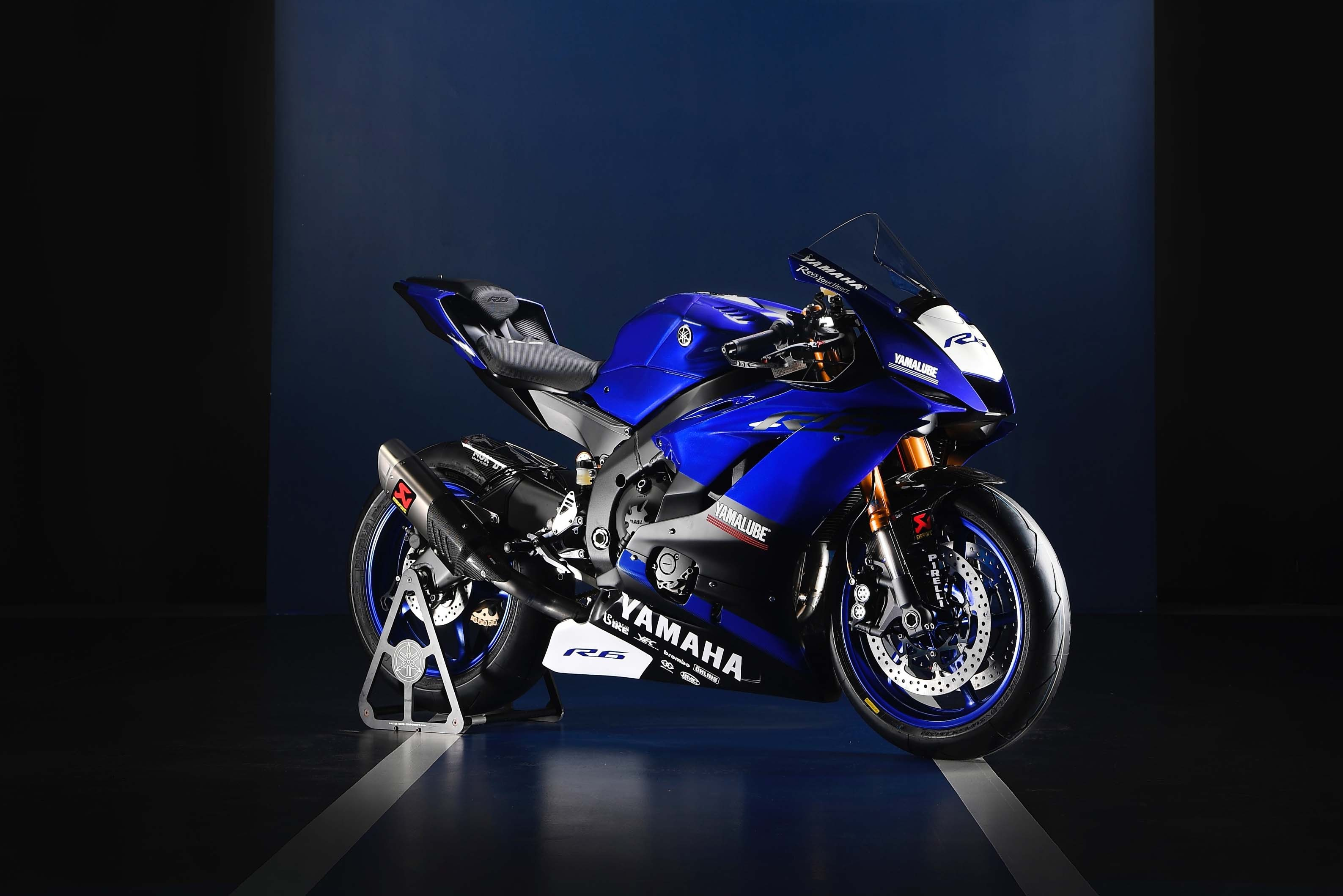 HQ Yamaha Yzf R6 Wallpapers | File 342.61Kb