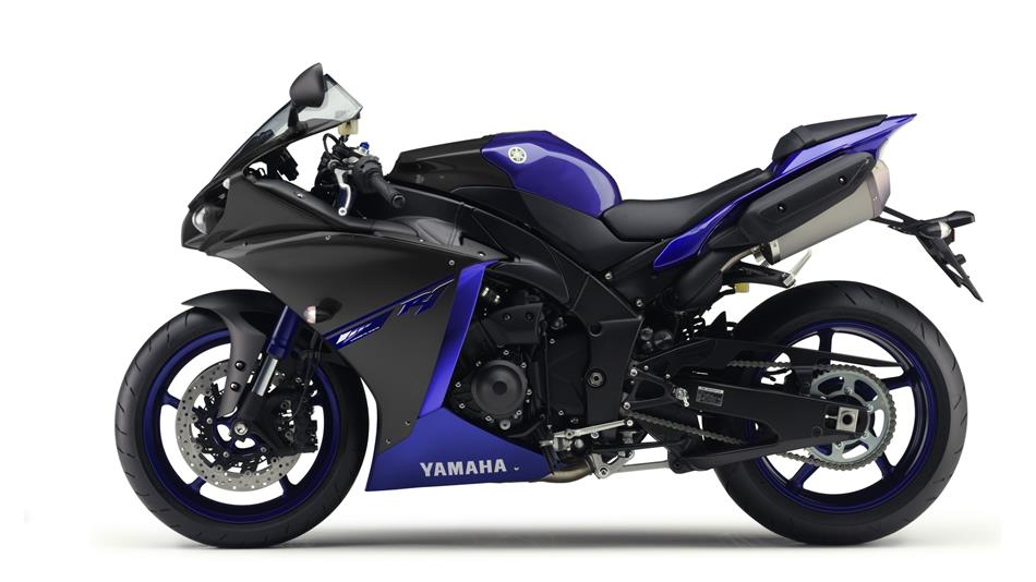 High Resolution Wallpaper | Yamaha YZF-R1 950x534 px