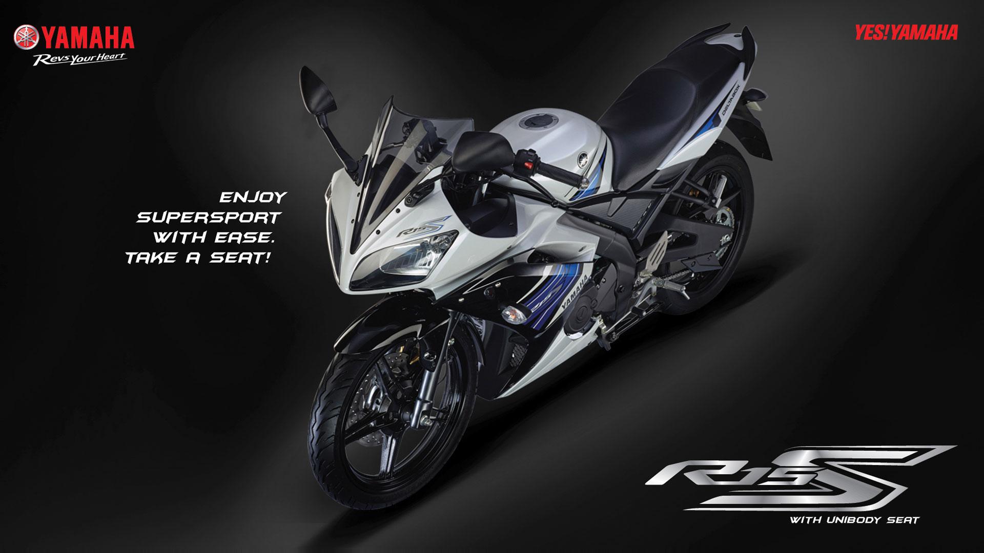 Images of Yamaha YZF-R15 | 1920x1080