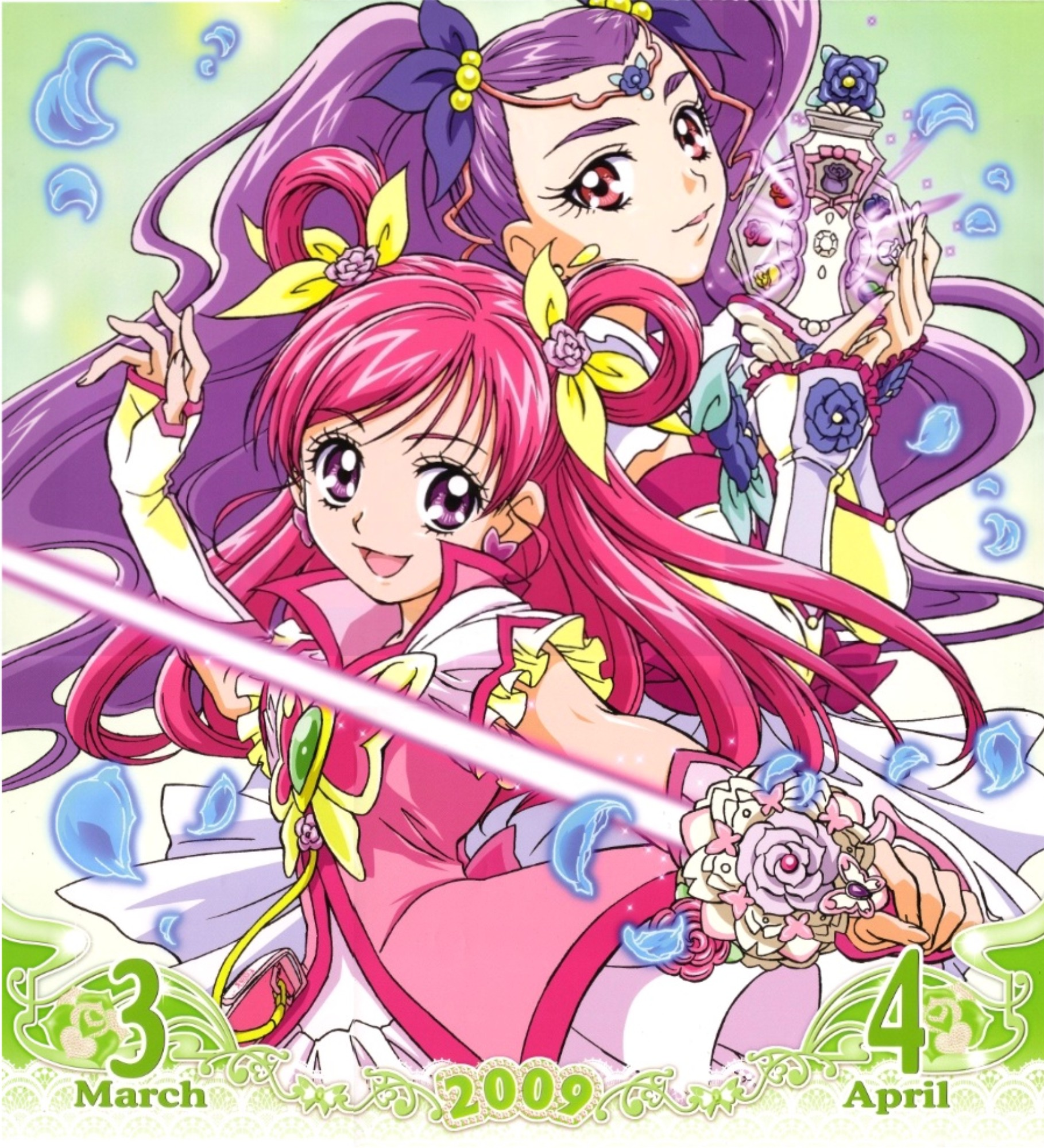 HD Quality Wallpaper | Collection: Anime, 1818x2000 Yes! Pretty Cure 5