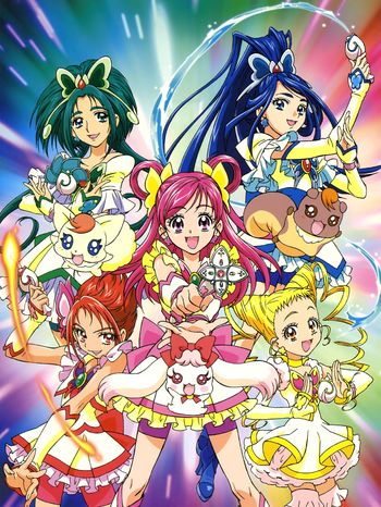 350x466 > Yes! Pretty Cure 5 Wallpapers