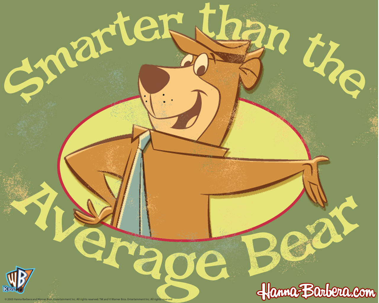 HQ Yogi Bear Wallpapers | File 363.84Kb
