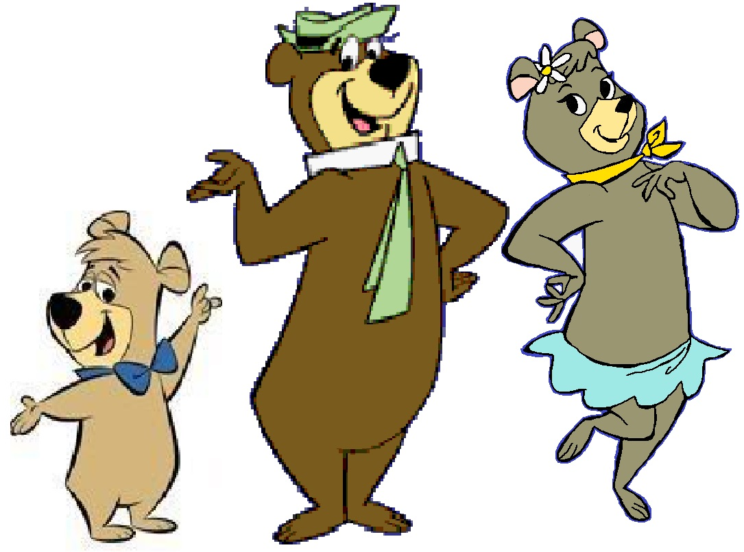 Nice wallpapers Yogi Bear 1085x805px