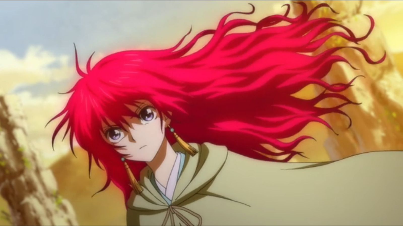 HD Quality Wallpaper | Collection: Anime, 1600x900 Yona Of The Dawn