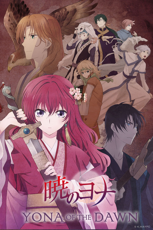 Yona Of The Dawn Pics, Anime Collection