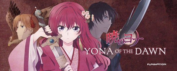 Images of Yona Of The Dawn | 600x240