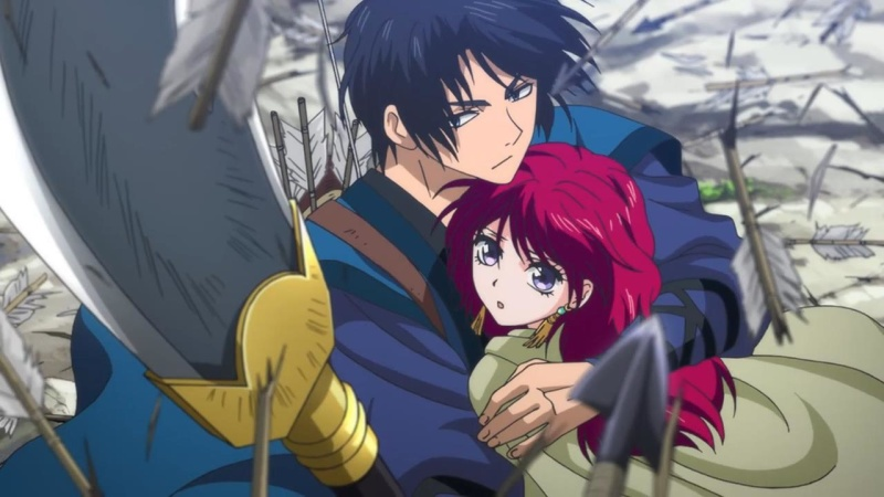 High Resolution Wallpaper | Yona Of The Dawn 800x450 px