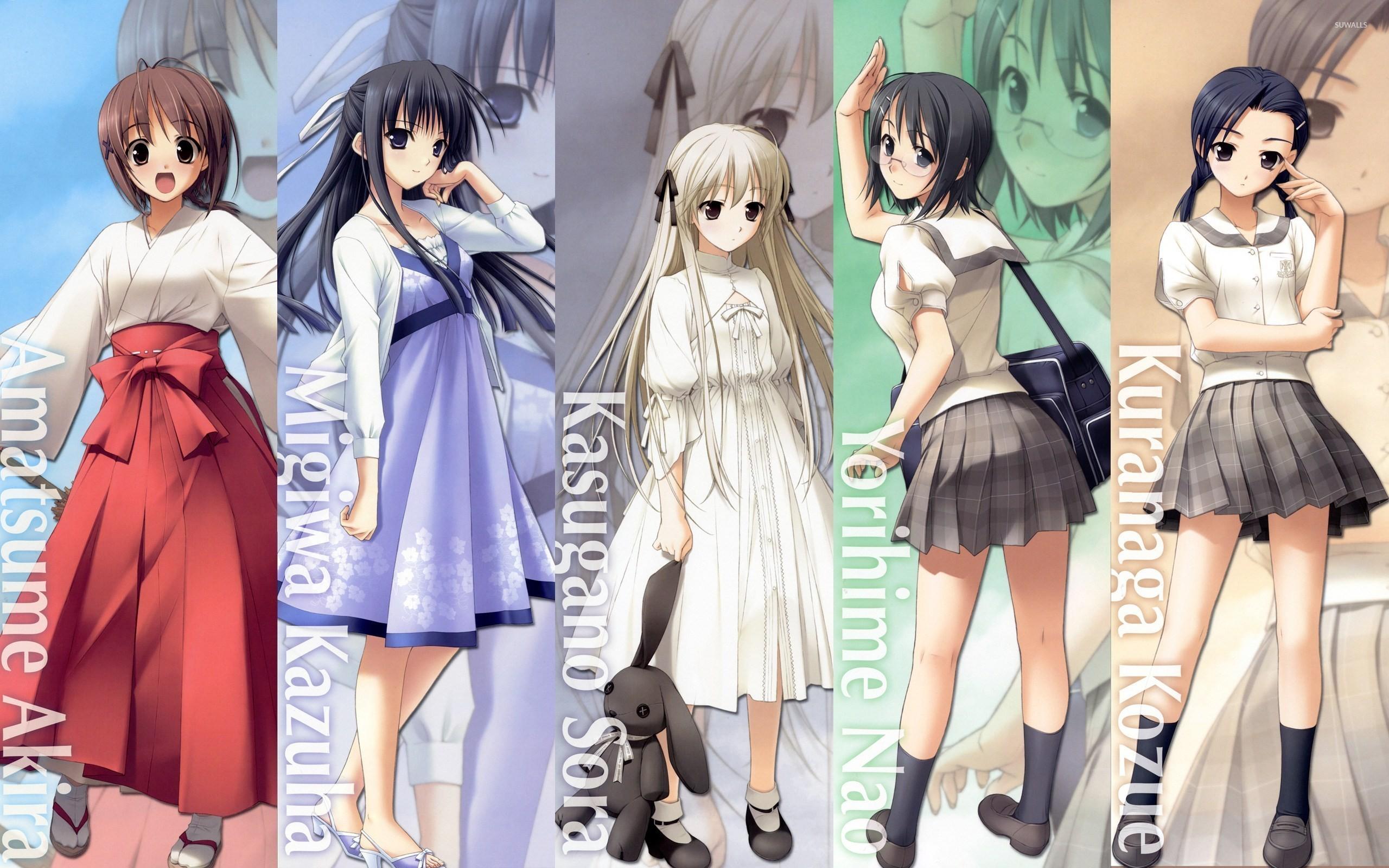Yosuga No Sora HD wallpapers, Desktop wallpaper - most viewed