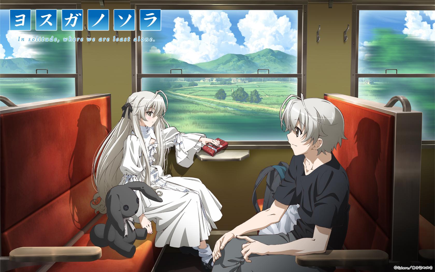 Nice wallpapers Yosuga No Sora 1680x1050px